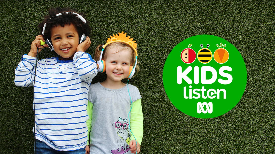 Imagine This is the first podcast from ABC KIDS listen, the new audio service for preschoolers