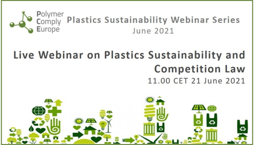 PCE Live Webinar on Plastics Sustainability and Competition Law