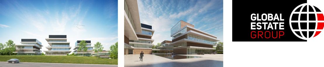 Bedrijfssite O-Forty wordt één van de grootste en meest innovatieve campussen van Vlaanderen