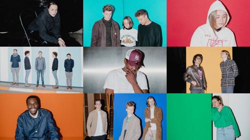 Dit zijn de negen finalisten van De Nieuwe Lichting 2019
