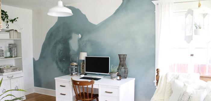 Trabajar desde casa con las ideas de los clientes de MuralsWallpaper