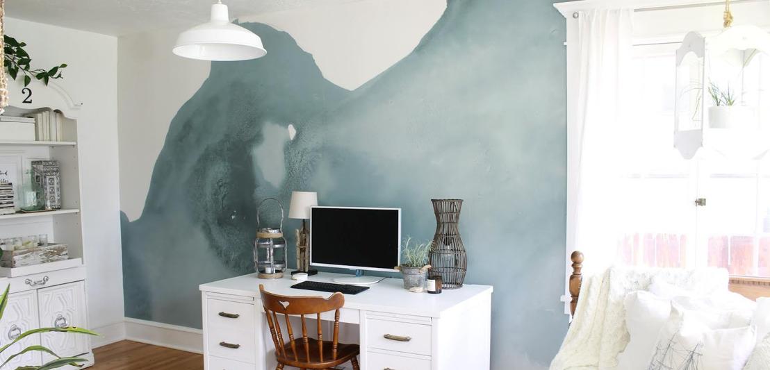 Lavorare da casa con le idee dei clienti di MuralsWallpaper