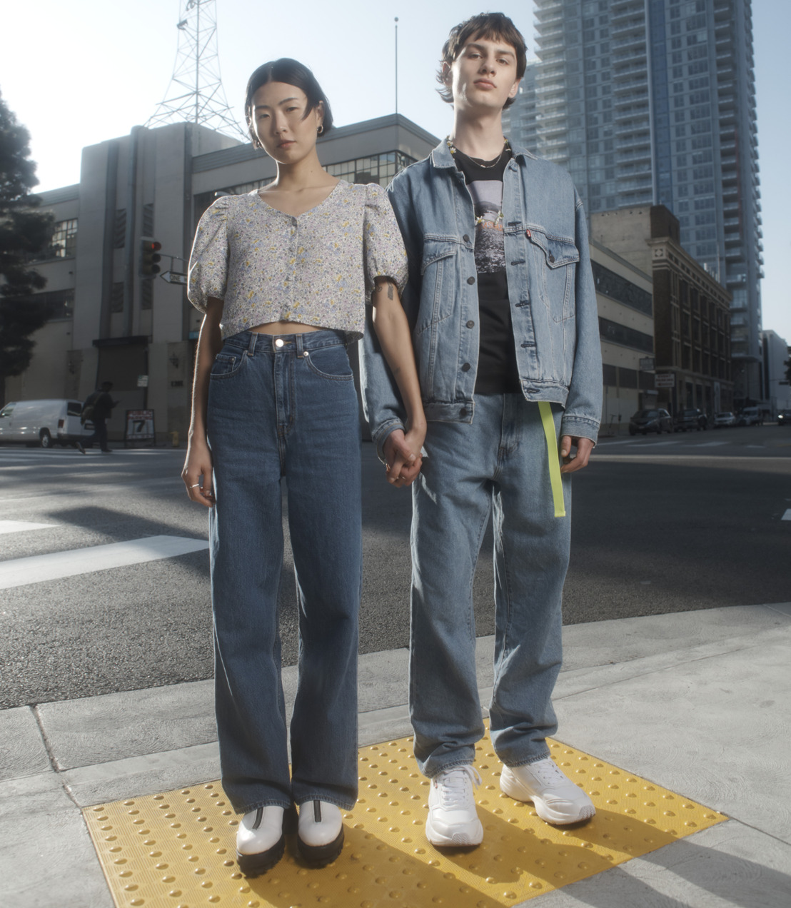 LEVI'S® INTRODUCEERT NIEUWE FITS: HIGH LOOSE & STAY LOOSE IN COTTONIZED HEMP