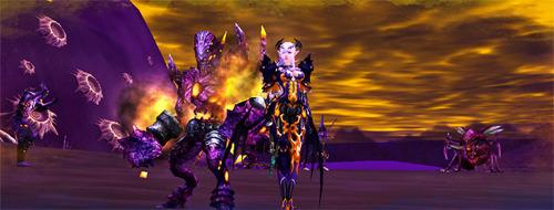 """Neuer Content-Patch """"Die Leere"""" für Fantasy-MMORPG Shaiya veröffentlicht"""