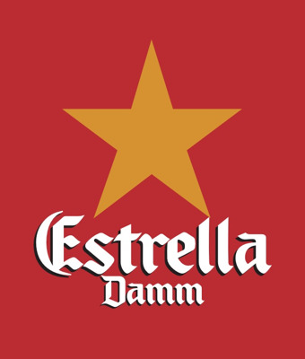 Estrella Damm press room Logo