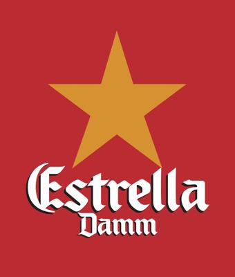 Estrella Damm press room