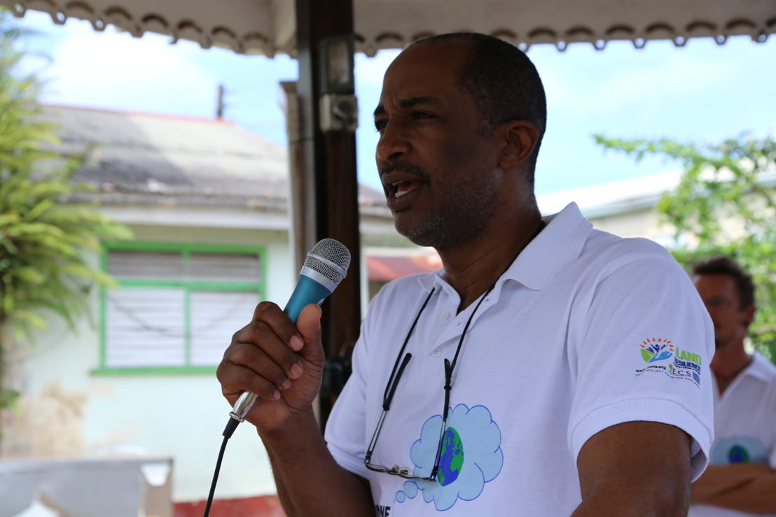 Crispin d'Auvergne Programme Officer at the OECS Social & Sustainable Development Division