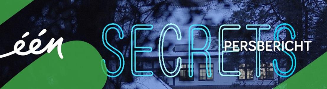 Eén is begonnen met opnames nieuwe fictiereeks 'Secrets'