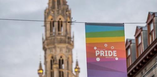 Preview: La Belgian Pride Parade n'aura pas lieu en 2020