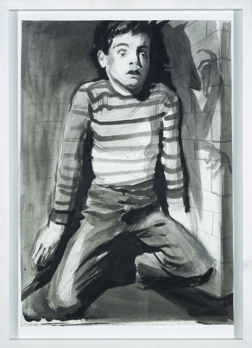 David Claerbout, Sans titre, 1997 © Foto: Philippe Debeerst