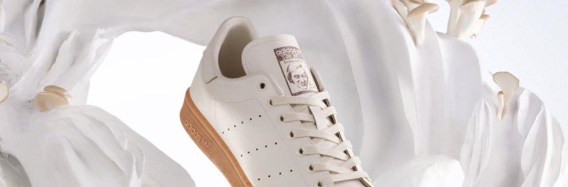 "adidas Originals recrea la icónica silueta Stan Smith usando material derivado de ""hongos"" dando paso a STAN SMITH MYLO"