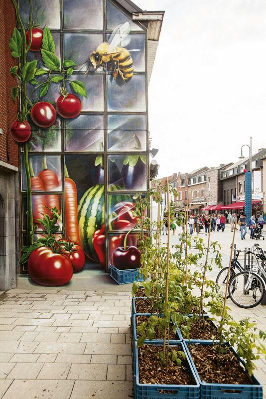 Henry van de Velde Communication Award Nominee_Vollebak Vennestraat_muurschildering_LABOvzw voor Stad Genk_Photo LABO vzw