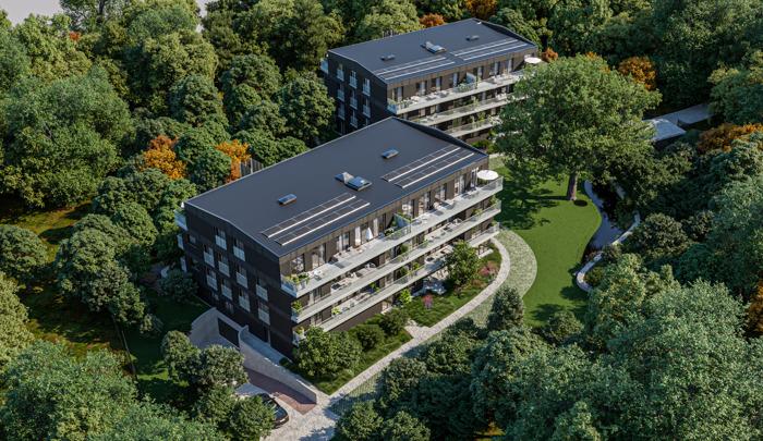 Sint-Amandsberg krijgt er met 'Oak Park' één van de groenste woonprojecten bij