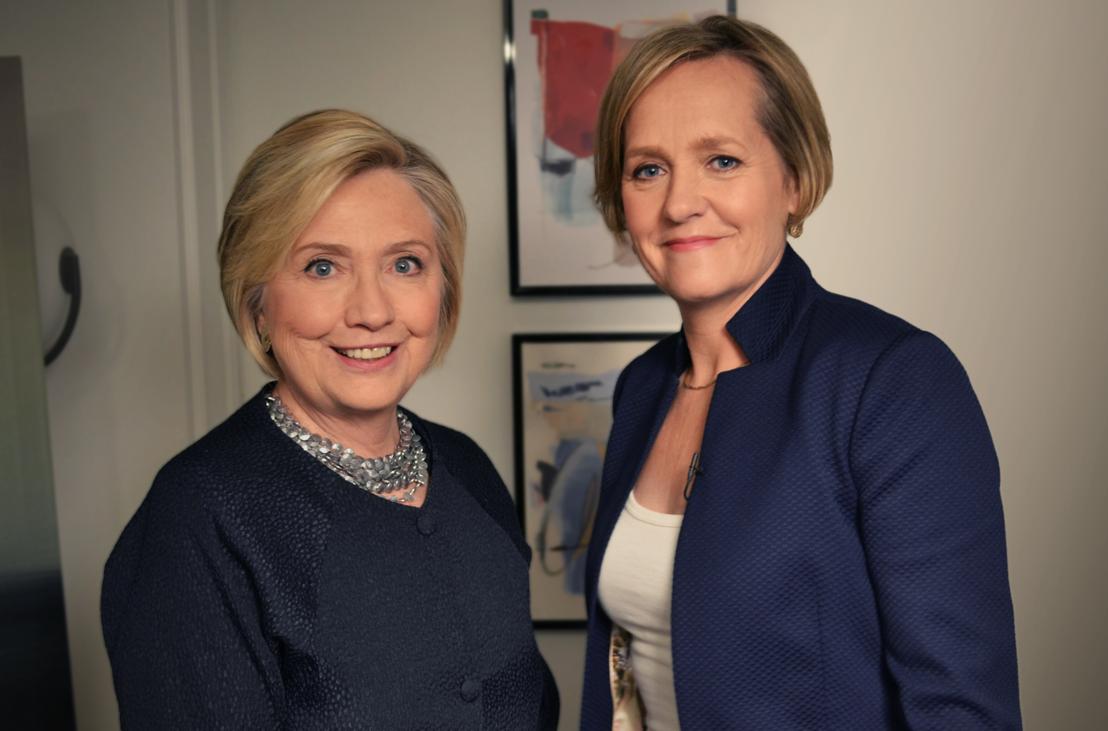 HRC and Sarah front