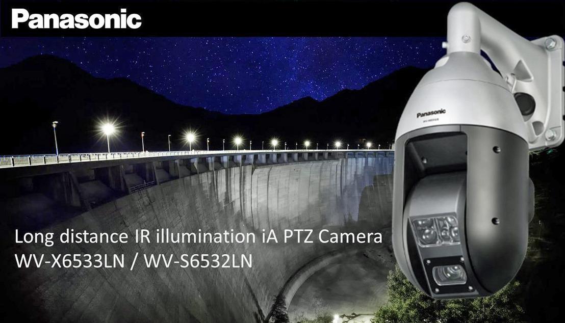 Nuevas cámaras PTZ de Panasonic, video-vigilancia de grandes espacios exteriores bajo condiciones de iluminación extremas