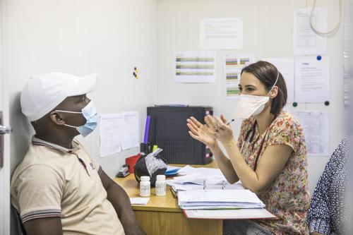 Los resultados de un ensayo clínico de Médicos Sin Fronteras marcan el inicio de una nueva etapa para los pacientes con tuberculosis resistente a los medicamentos