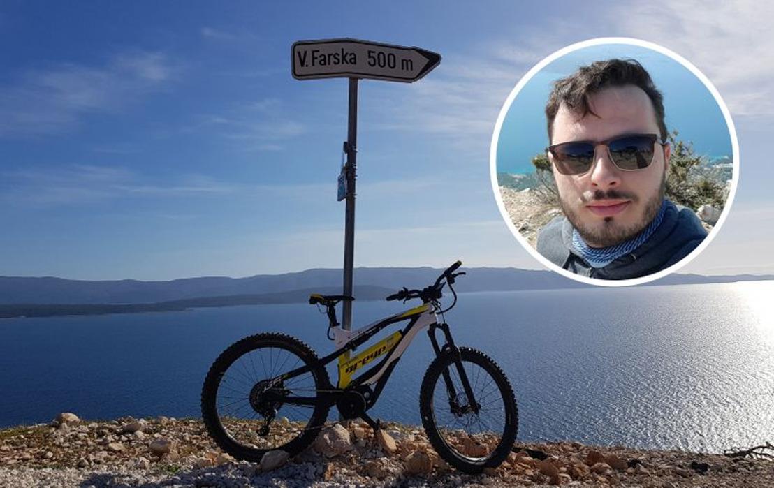 [CROATIAN] Telegramova detaljna recenzija, jedna od prvih na svijetu, novog bicikla Mate Rimca