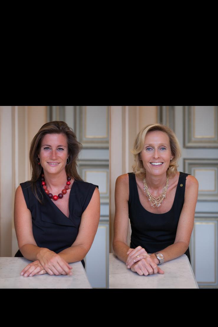 Annemieke en Geneviève- Topservice <br/>(c) VRT