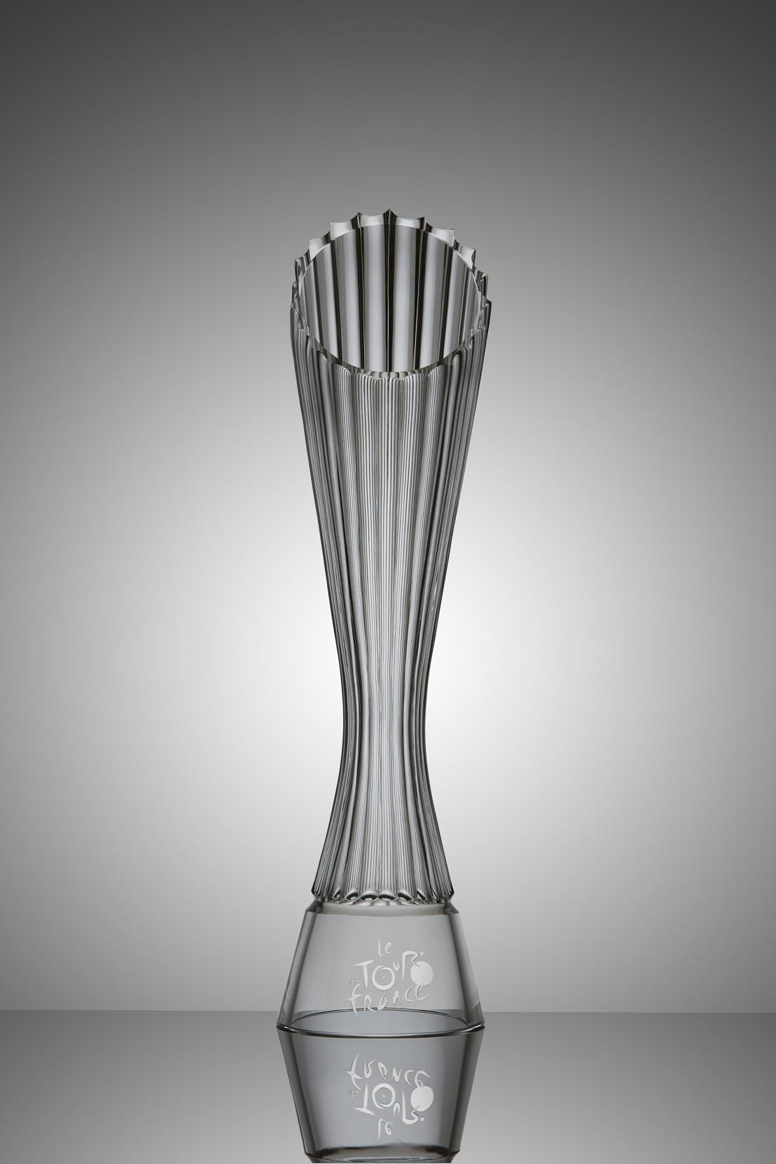 ŠKODA Design creates trophies for the winners of the 2018 Tour de France