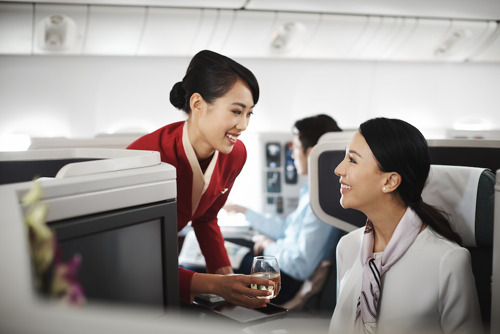 Cathay Pacific and Dragonair Vantage Pass offers passengers great deals on premium travel experience