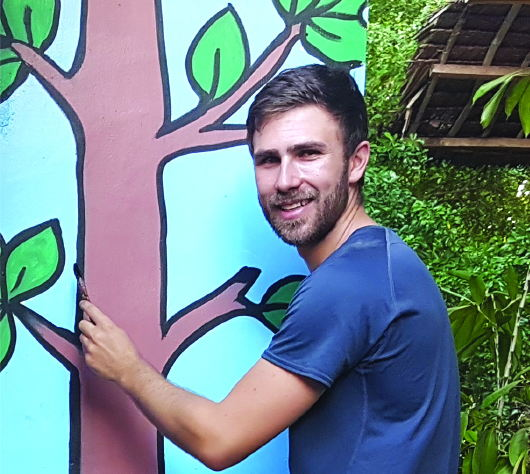 Kevin Seim, MHE-Demag Australia