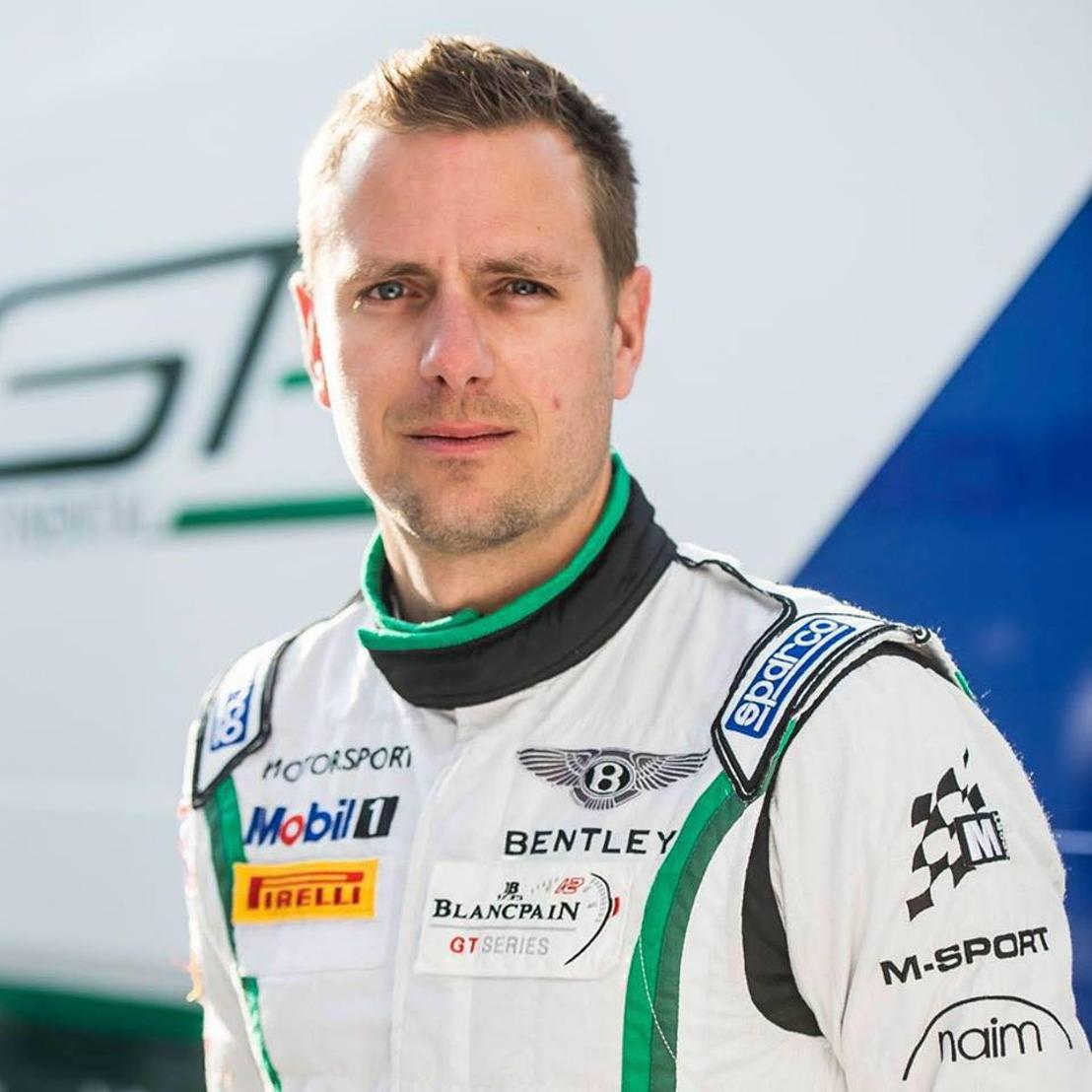 Bentley Motorsport confirme sa sélection de pilotes pour 2016