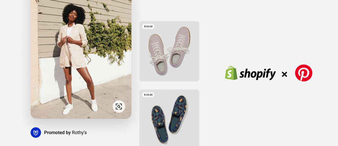 Shopify and Pinterest expand partnership globally