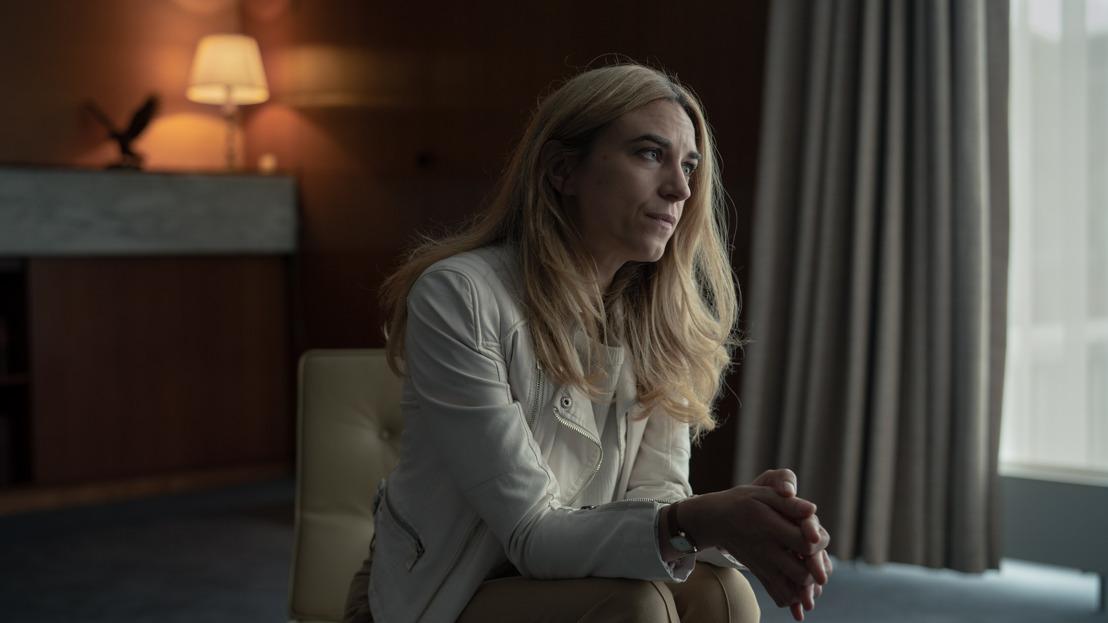 Natali Broods schittert in nieuwe Streamz Original 'Déjà Vu'