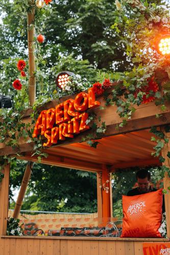 Preview: Apportez une touche Aperol Spritz à votre look estival