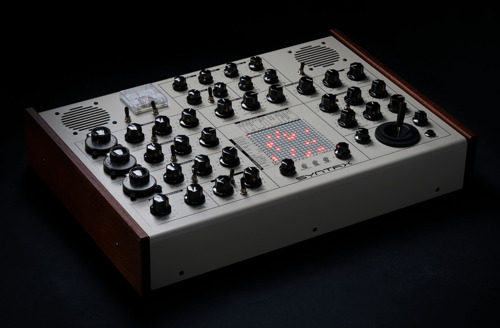 Erica Synths Opens Pre-Ordering for SYNTRX analog synthesizer