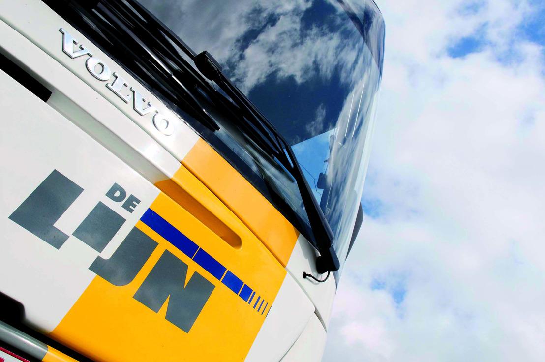 Vanaf 1 juli rijden Brugse stadslijnen 2 en 13 niet meer via Vlamingdam en Sint-Jorisstraat