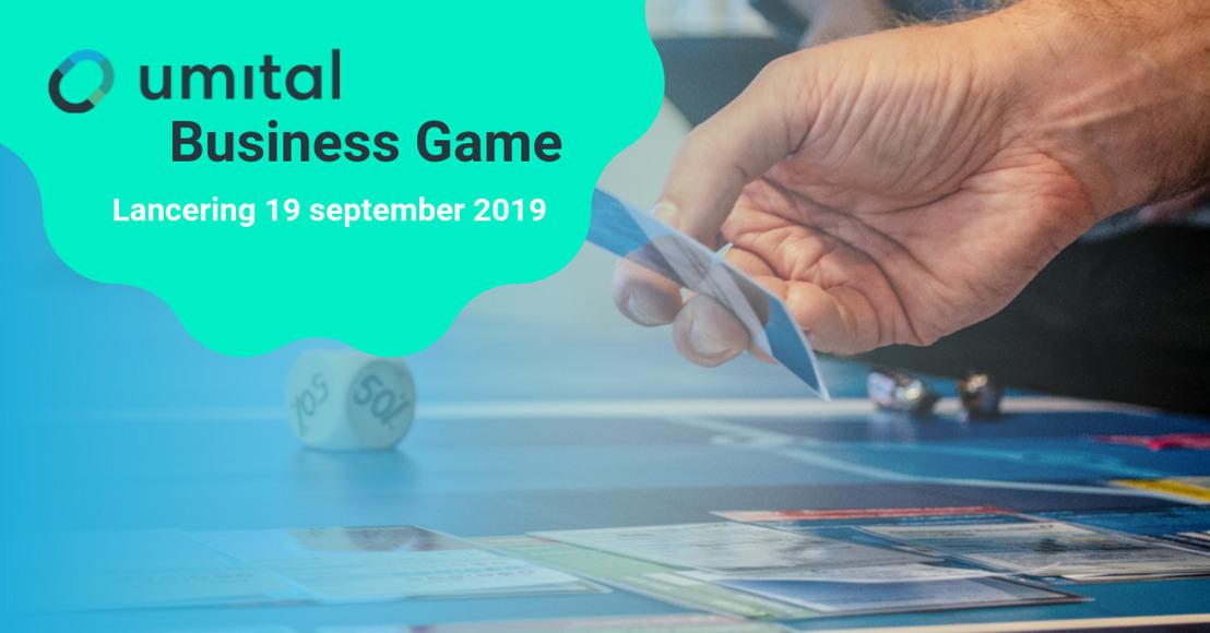 Persuitnodiging: Lancering Umital business game voor digitale transformatie