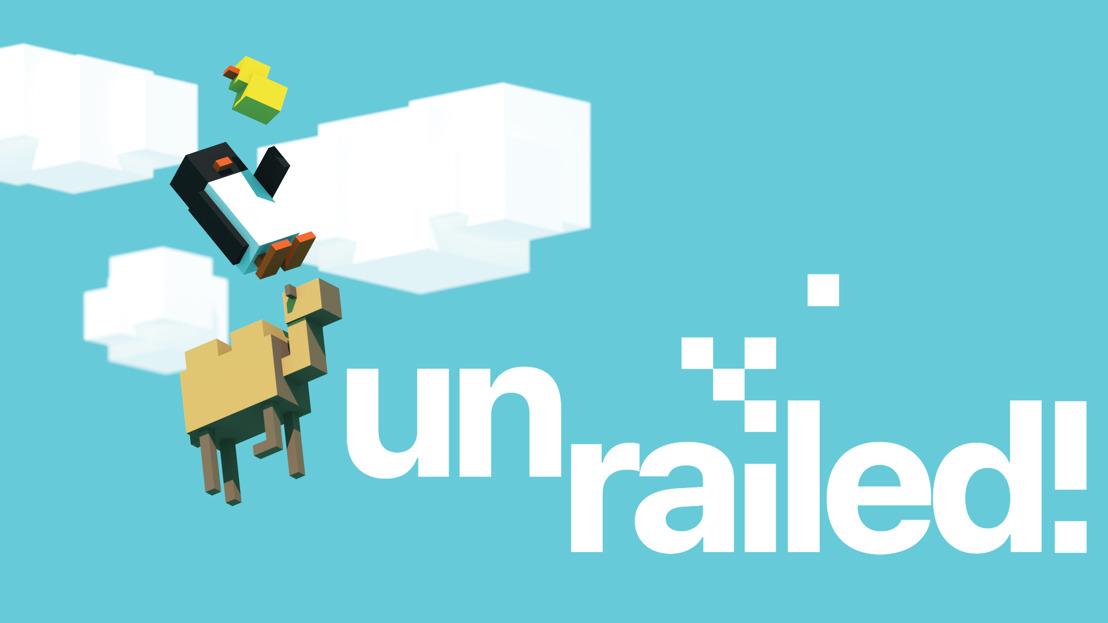Konkurrenz für die Deutsche Bahn: Daedalic kündigt Schienenbau-Spaß Unrailed! an