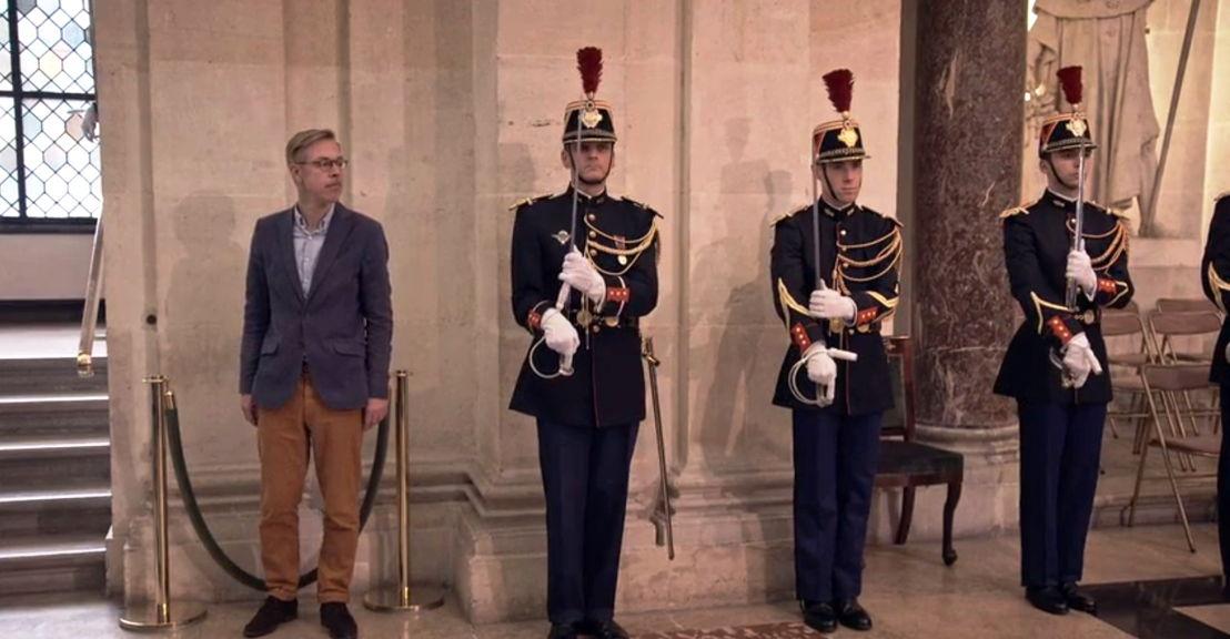Op zoek naar Frankrijk - Wilfred de Bruijn (c) VPRO