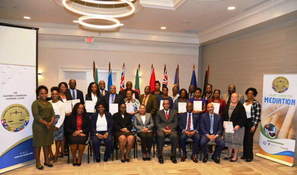 Preview: ECSC launches Court-Connected Mediation Public Awareness Campaign in St. Kitts and Nevis