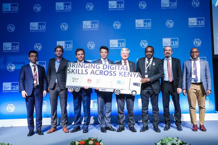 "Huawei Announces Partnership with Belgium Nonprofit ""Close the Gap"" to Bring Digital Skills Across Kenya"