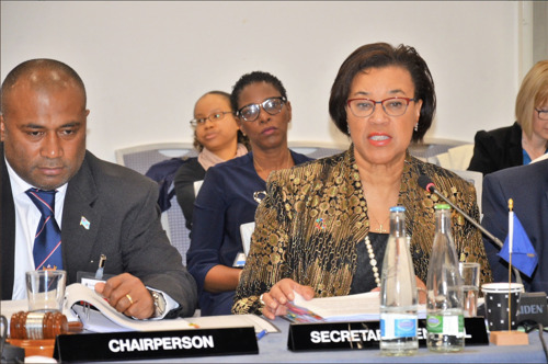 Conclusions of the Commonwealth Health Ministers Meeting