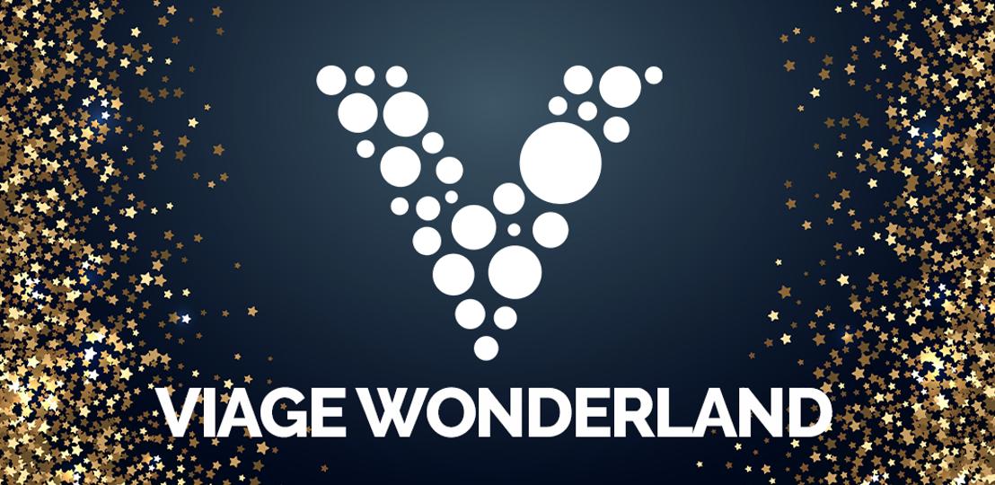 VIAGE Wonderland: 5 X feest met het eindejaar in zicht