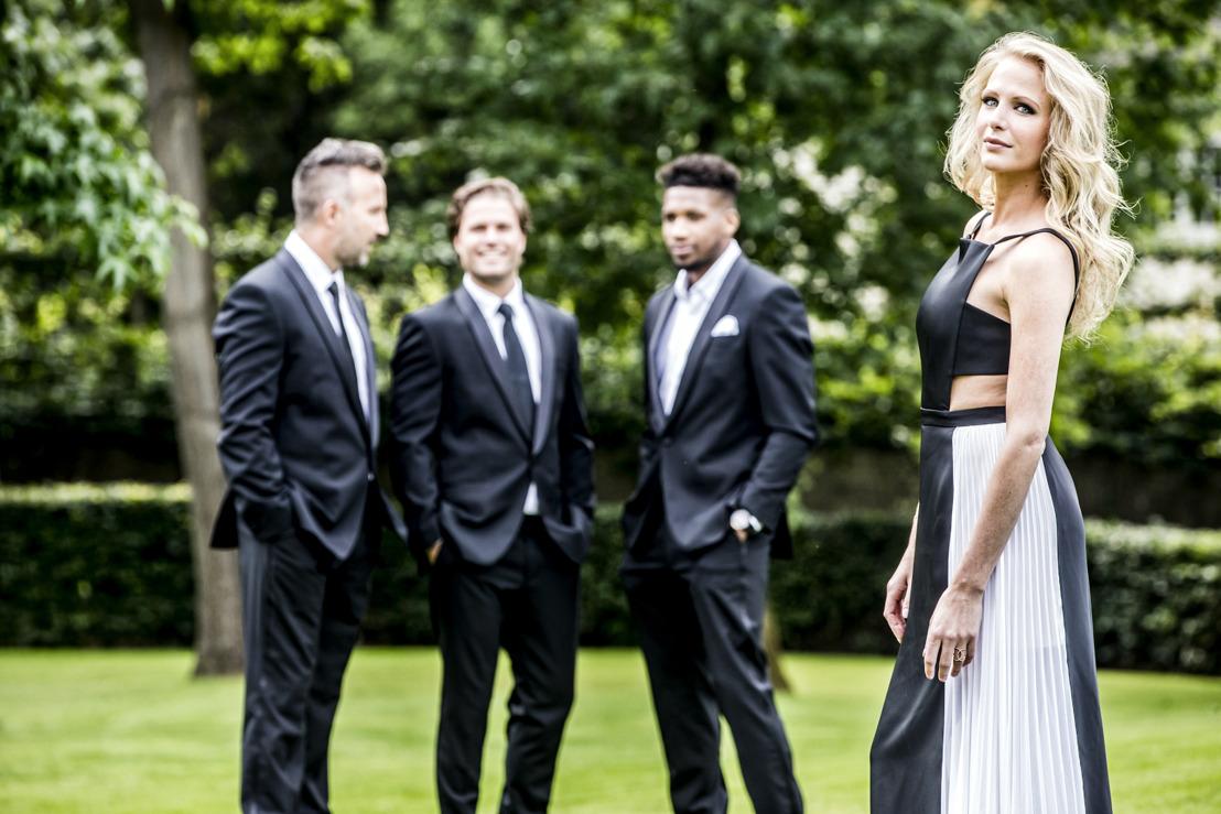 Jan, Roel en Stephane nemen hun dates mee naar hun familie en vrienden