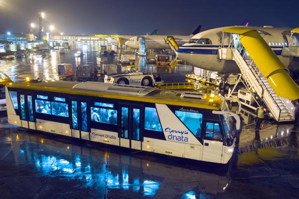 """Preview: """"جيريز دناتا"""" تقدم الخدمات الأرضية للخطوط السعودية في باكستان"""