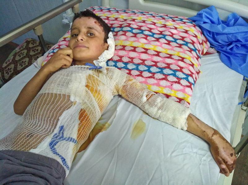 Irak © Elisa Fourt / Handicap International