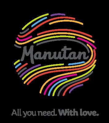 Manutan perskamer Logo