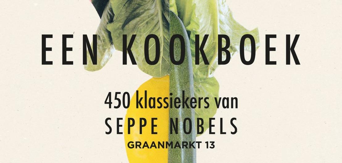 Primeur: supermarktketen Delhaize en chef-kok Seppe Nobels lanceren eerste kookboek met Nutri-Score