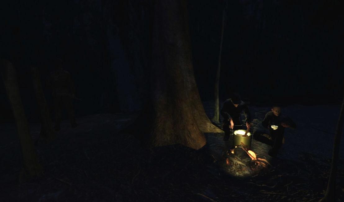 Screenshots of Kokoda VR 4