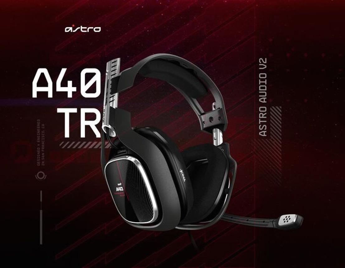 ASTRO Gaming presenta un headset de cuarta generación para todos los amantes de los eSports