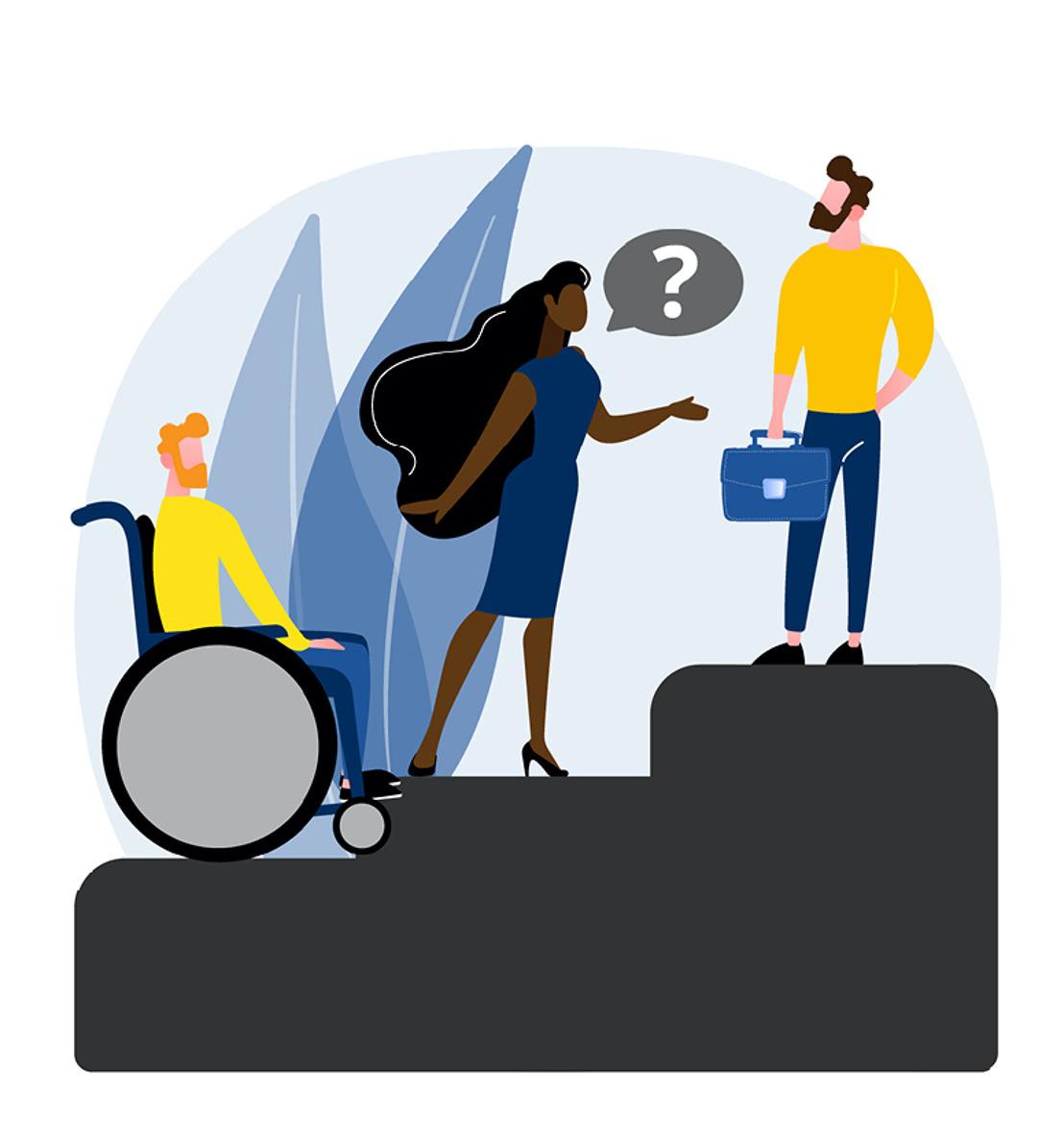 4 op de 10 meldingen van discriminatie bij solliciteren omwille van afkomst of huidskleur