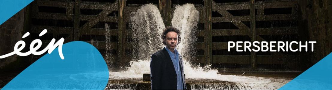 Over water: dé psychologische dramareeks met Tom Dewispelaere, Natali Broods, Ruth Becquart, Tom Van Dyck en Kevin Janssens