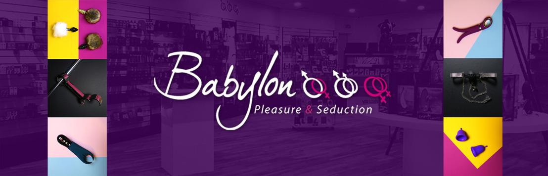 Persuitnodiging: Pabo sexshops worden Babylon loveshops