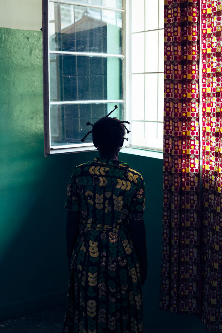 Anny&#039;s testimony: &quot;One morning at the end of March 2017, they came into people's houses in Kananga, stealing and killing. They came into my home that day and when they saw there was nothing to take, they threatened to kill me. There were four of them. They decided to rape me instead.<br/><br/>I was alone with my four-year-old son. My husband wasn't there. He was working near the border with Angola. I was often at home alone for months at a time, waiting for him to return. When these men came and raped me, my son hid in a corner.<br/><br/>I was 45, with six children. I had another two but they died. When the men arrived, five of my children were with their grandfather in another part of town. I was at home with the youngest.<br/><br/>After the attack, the men left. I don't know where to. I stayed where I was. I couldn't eat or drink. I felt like my heard had been broken, split in two. When I prepared food for my children (I still couldn't eat anything) and I heard something fall, I flinched and my broken heart beat very fast. Sometime later, I found out that my husband had been killed on his way home, because of the conflict.<br/><br/>Later, I heard about MSF and learned that they could help me. But before getting to the hospital, something else happened. I went to a nearby village with some other women to buy food that we could then sell in Kananga. We were stopped on our way there, by men asking for money. We had none, so they raped us. This time it wasn't just one man. Some of the women managed to escape, but not me. They caught me and dragged me into the bush, where they attacked me. I remember there was someone screaming nearby, while I was being raped. Afterwards I started getting a lot of pain in my lower abdomen. I couldn't walk properly, I couldn't eat, and I just wanted to sleep.<br/><br/>It was at church that I heard about MSF. Members of the MSF team came to talk about sexual violence and the care they could provide to victims. So I went to see them and they helped me.&quot; Photographer: Ghislain Massotte