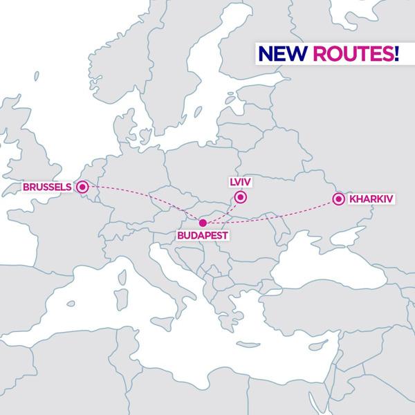 Preview: WIZZ AIR VLIEGT VANAF 2020 VAN BRUSSELS AIRPORT